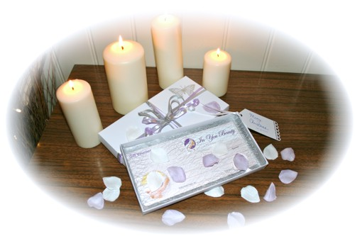 In You Beauty Pampering Gift Vouchers