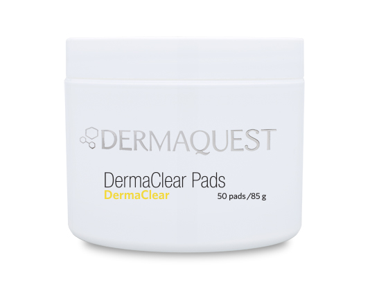 DermaQuest DermaClear Cleansing Pads - Maidstone, Kent